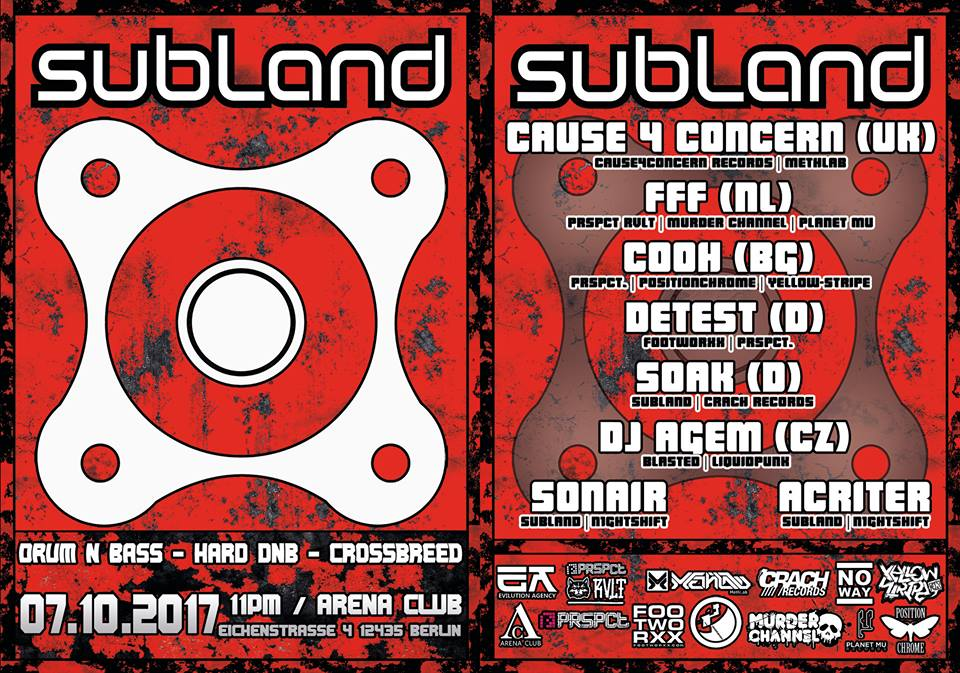 Subland 07.10.2017 w Cause4Concern, Cooh, FFF more.jpg
